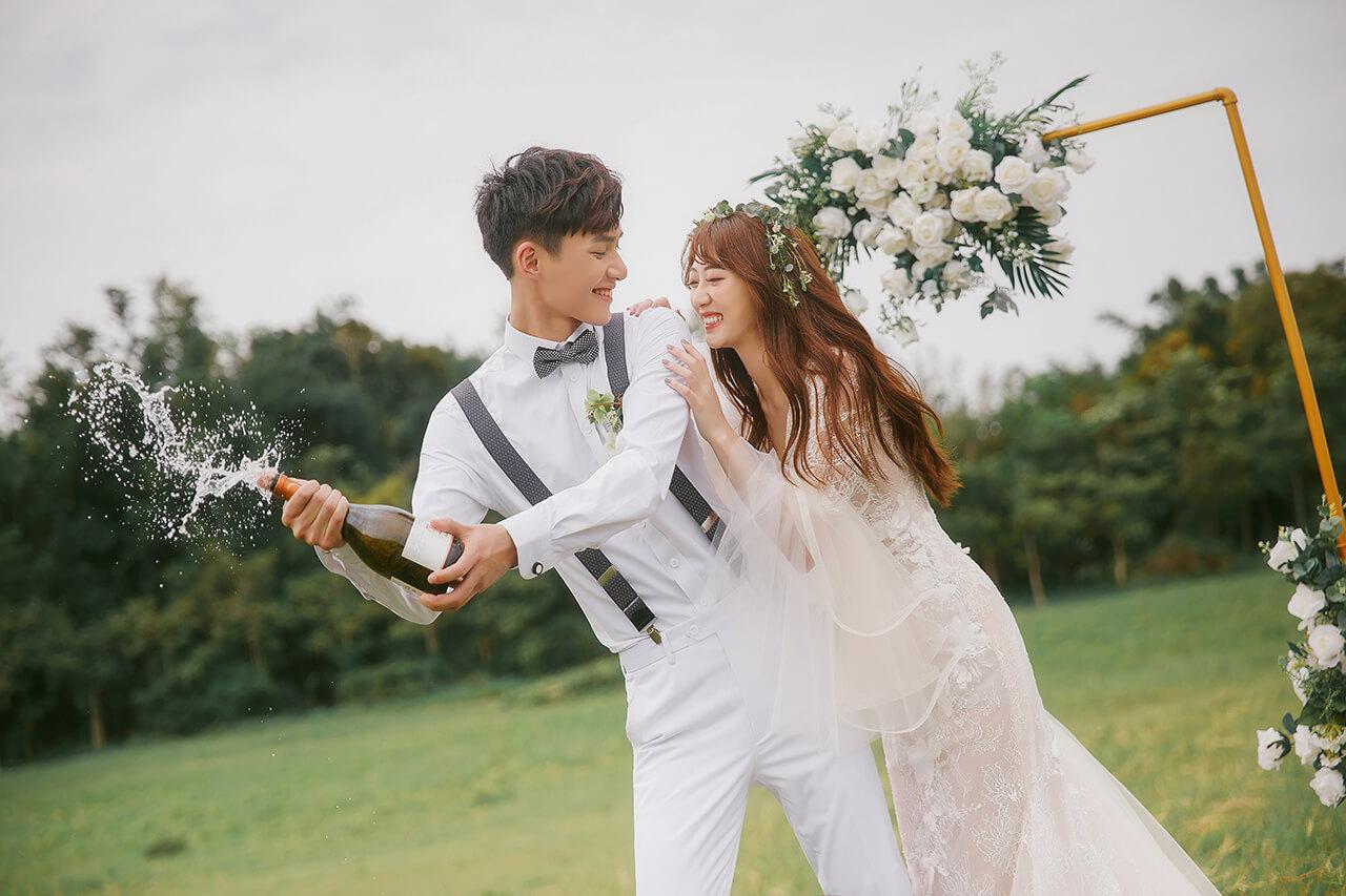 作品集婚禮攝影